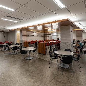 Wells Library Cafe, Indiana University